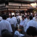 祇園祭・神輿洗